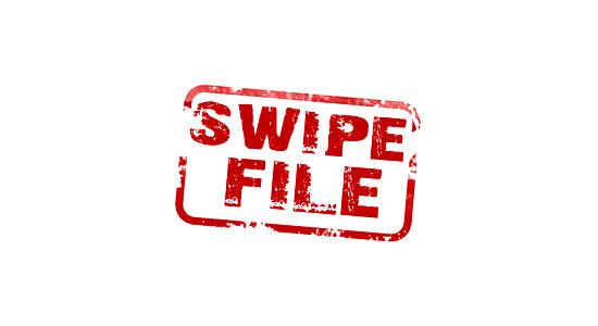 Что такое swipe-file (свайп-файл)