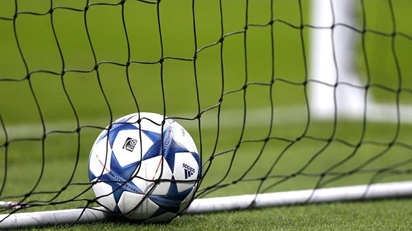 Мяч в сетке