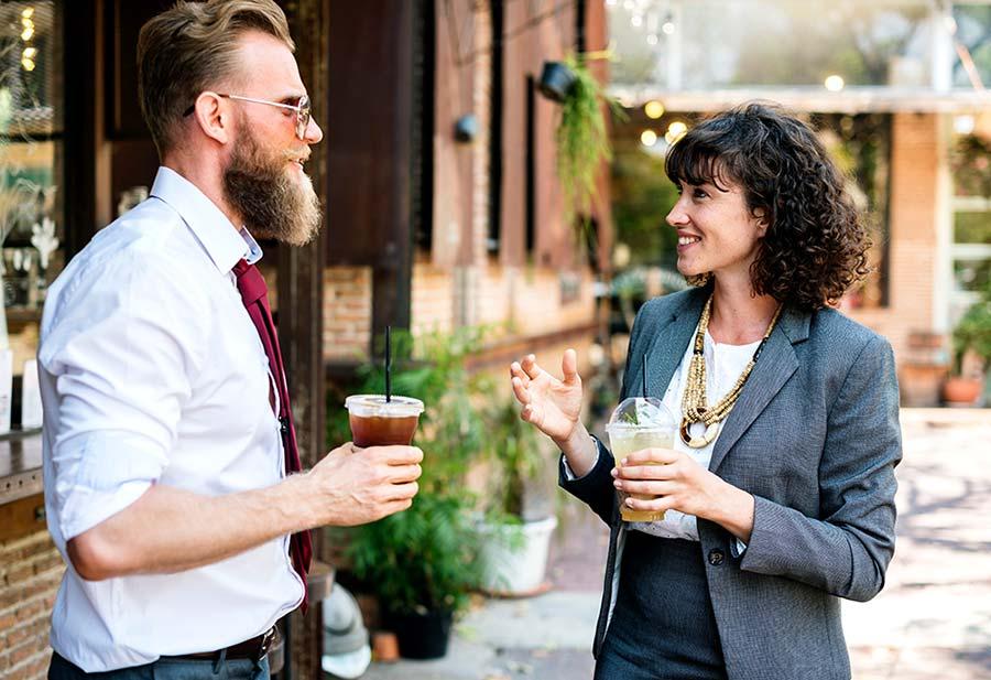Как поддерживать разговор продолжительное время